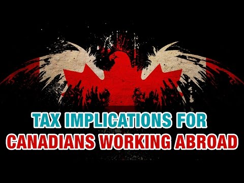 Tax Education For Canada Working Holiday Visa Holders