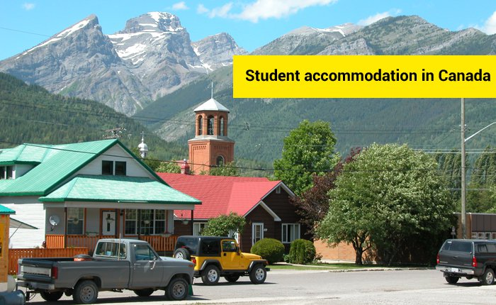 Most Popular Accommodation Option in Canada